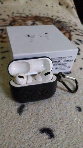 AirPods Pro Wireless + capa proteção case - Foto 6