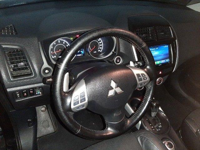 Mitsubishi Asx Awd - GNV - Foto 13