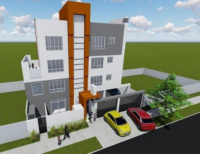 Apartamento em Afonso Pena, São José dos Pinhais/PR de 48m² 2 quartos à venda por R$ 210.0