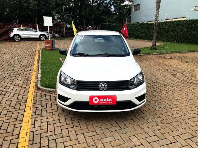 Volkswagen Voyage Mpi 1.0 2020 completo