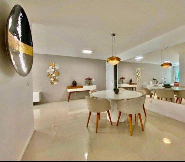 Apartamento com 3/4 + DCE, nascente - 140m² - Foto 5
