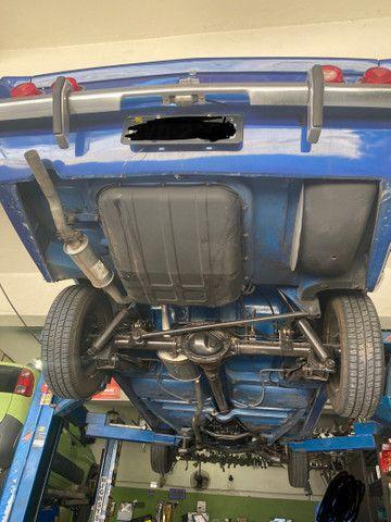 Opala 4cc 75 76 Placa Preta Colecionador Original  - Foto 11