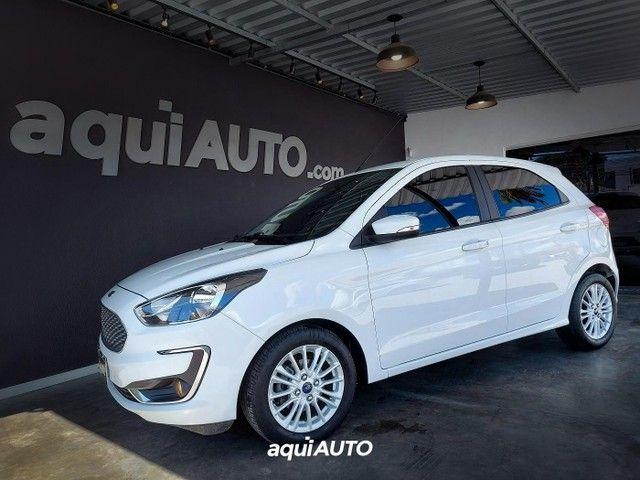 Ford KA Hatch Titanium 1.5 Automático 2019 Capa de Revista! - Foto 18