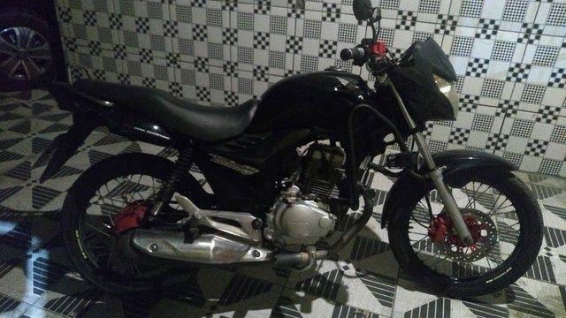 Vende se moto Honda mix  - Foto 2