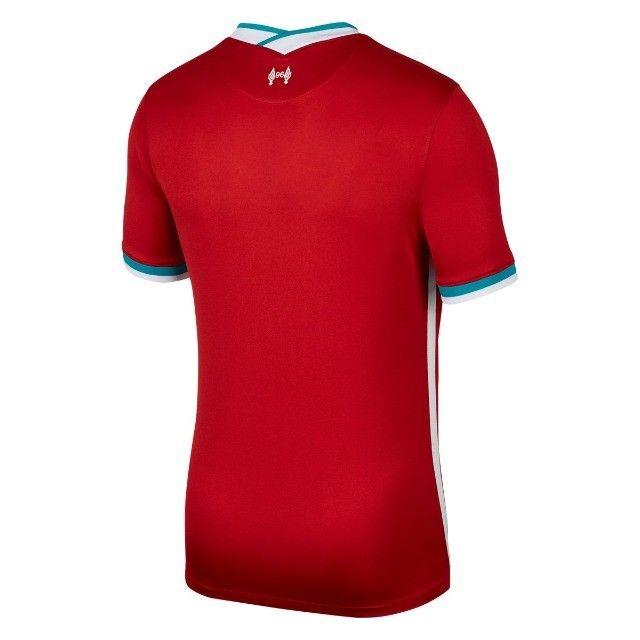 camisa liverpool 2021 - na embalagem - envio imediato - Foto 2