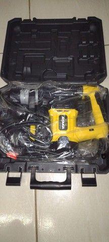 Martelete Perfurador Rompedor SDS Plus 1500W  110v  R$ 650,00 Reais. - Foto 4