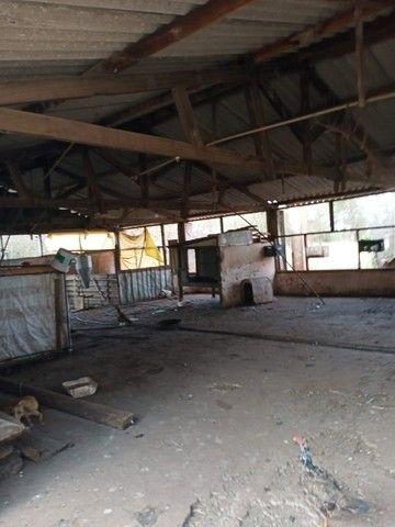 Chácara 20mil m2, 2 Casas Simples, 2 Dormitórios, Pasto, Lago com Peixes, Chiqueiro, Ranch - Foto 12