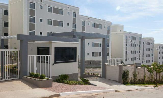 Apartamento em Bairro Gávea Ii, Vespasiano/MG de 47m² 2 quartos à venda por R$ 120.000,00