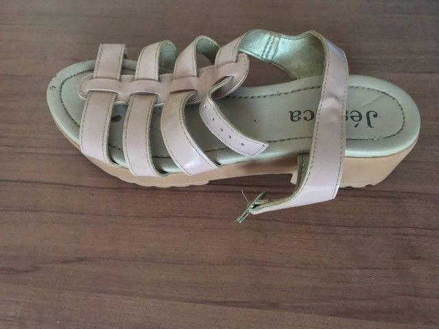 Sandálias desapegadas  - Foto 2