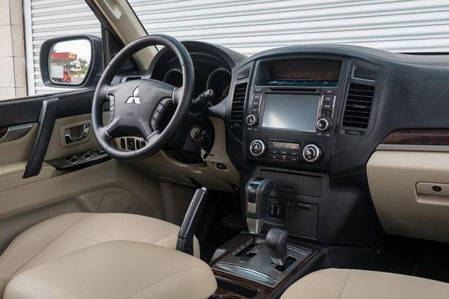Mitsubishi Pajero full HPE 3.2 2013 automático IPVA 2021 PAGO - Foto 9