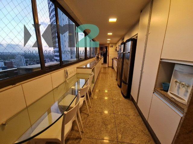 Apartamento Mobiliado Av Boa Viagem 237m²  Pina, Recife. (Ref.: 40481L) - Foto 11