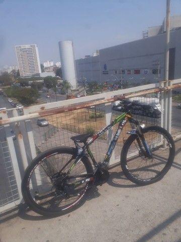 Bike aro 29 oggi hack hds toda shimano  - Foto 2