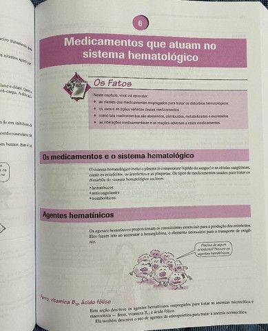 Livro de Farmacologia Clínica NOVO - Foto 3
