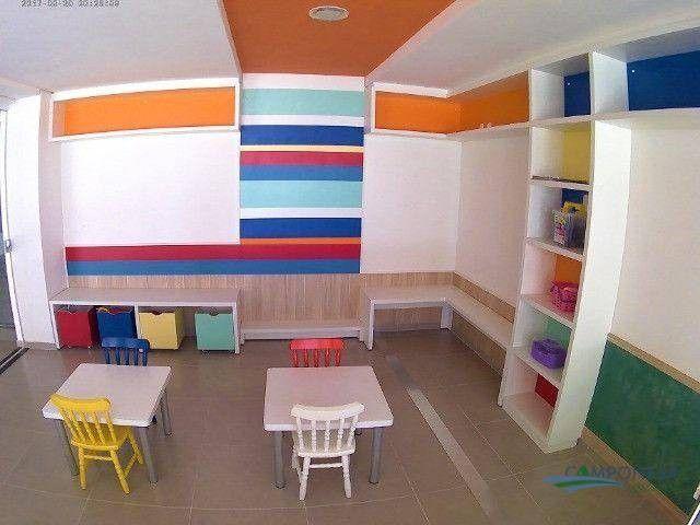 Apartamento Novo nunca habitado Edif. Biarritz 6º andar, 2 garagens - Foto 2