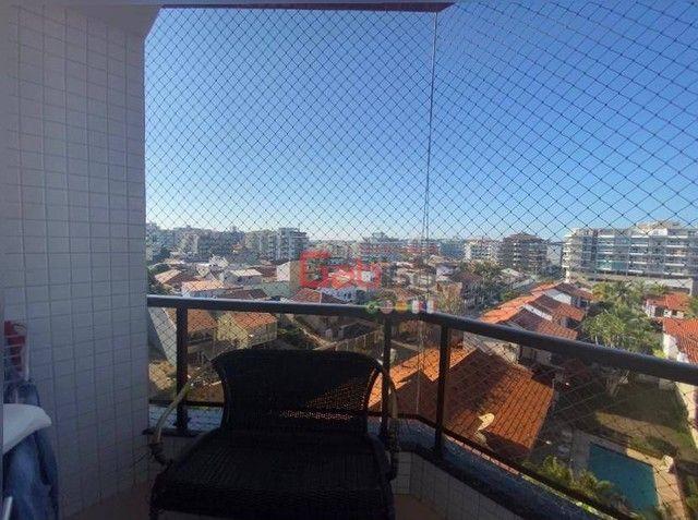 Cobertura com 3 dormitórios à venda, 224 m² por R$ 1.200.000,00 - Braga - Cabo Frio/RJ - Foto 14