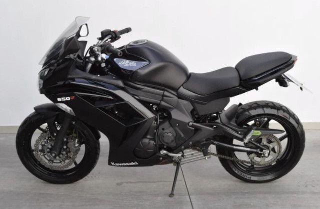 moto conservada pra vender logo!