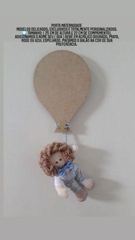 Balão porta maternidade  - Foto 4