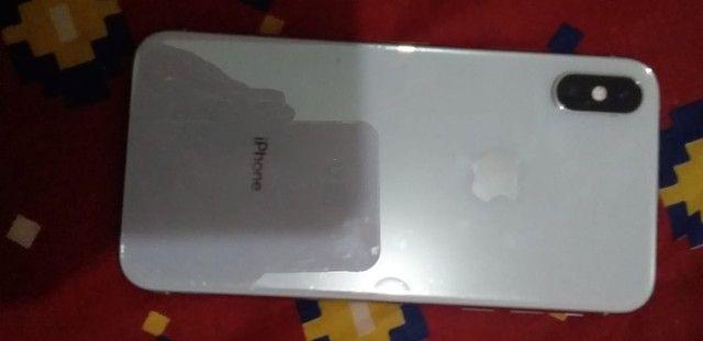 Celular IPhone XS branco