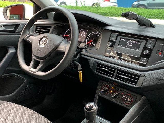 Volkswagen POLO 1.0 FLEX 12V 5P 2020 Novissimo com apenas 12 mil km - Foto 8