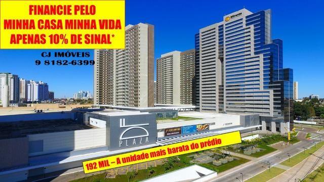 1 Quarto DF Century Plaza - Unidades Promocionais - Lazer Completo - Águas Claras