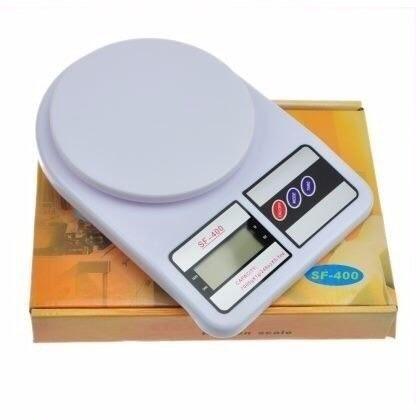 Balança Digital Sf-400 Alta Precisão Eletrônica 1g A 10kg