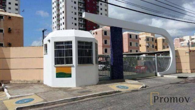 Vendo ótimo apartamento no Condomínio Caminho do Sol - Jabutiana