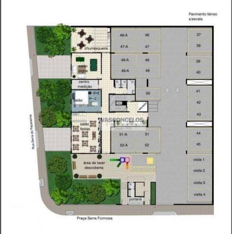 Apartamento à venda, 73 m² por R$ 287.898,00 - Jardim Anhembi - São José dos Campos/SP - Foto 4