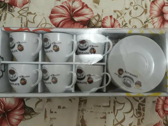 Xicaras para café novas