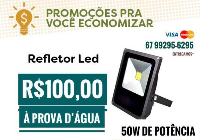Refletor 50w