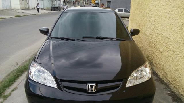 Honda Civic 2005   GAS/GNV