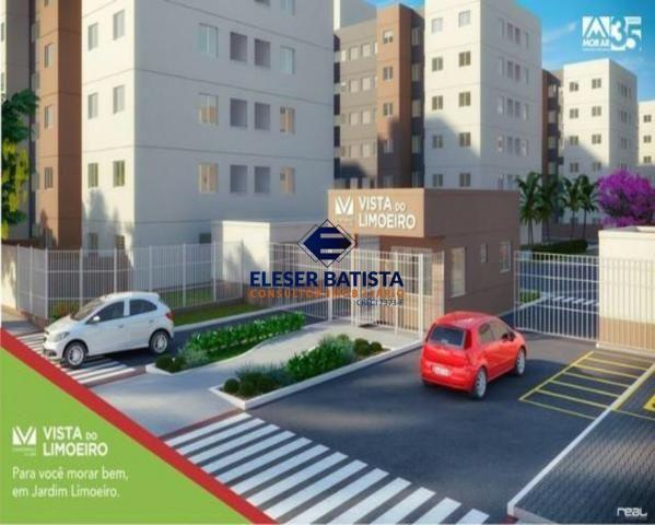 Apartamento à venda com 3 dormitórios em Condomínio vista limoeiro, Serra cod:AP00071 - Foto 2