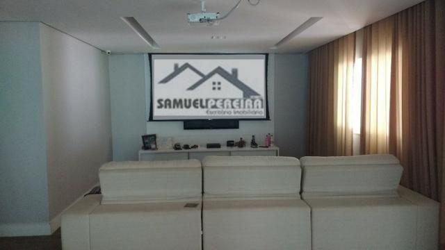 Samuel Pereira oferece: Casa RK 3 Suites Antares Sobradinho Piscina Aquecida Sauna Churras