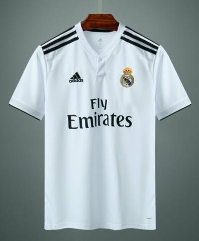 bc85c1f7e Camisa real madrid 2018 19 adidas torcedor - Roupas e calçados ...