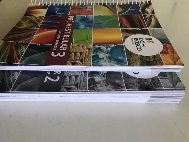 Livros Pré-Vestibular EXERCÍCIOS - Foto 4