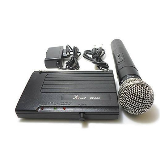 Microfone Profissional s/ Fio