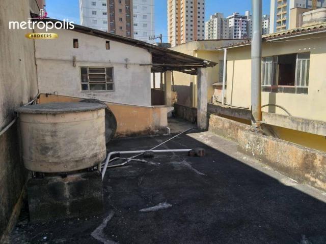 Terreno à venda, 200 m² por r$ 600.000,00 - santa paula - são caetano do sul/sp - Foto 11