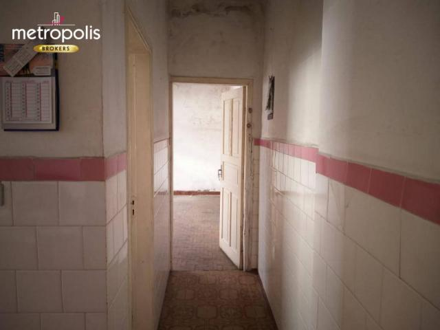 Terreno à venda, 200 m² por r$ 600.000,00 - santa paula - são caetano do sul/sp - Foto 2