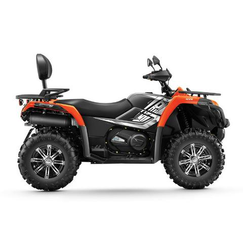 Quadriciclo 4x4 CForce 520L Automático Gasolina - Foto 7
