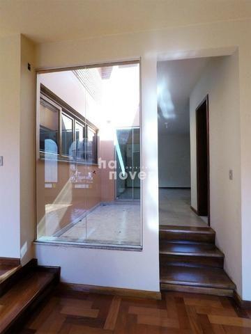 Casa 3 Dorm (2 Suítes), Sacada, Terraço, Pátio, Garagem - Bairro Medianeira - Foto 9