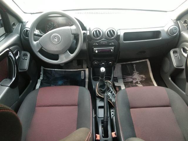 Renault sandero stepway 2012 completo financio e aceito trocas - Foto 11