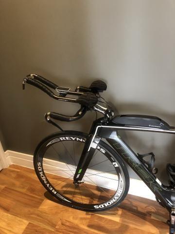 Bicicleta TREK (Bike) TT Carbono Speed Concept - Foto 4