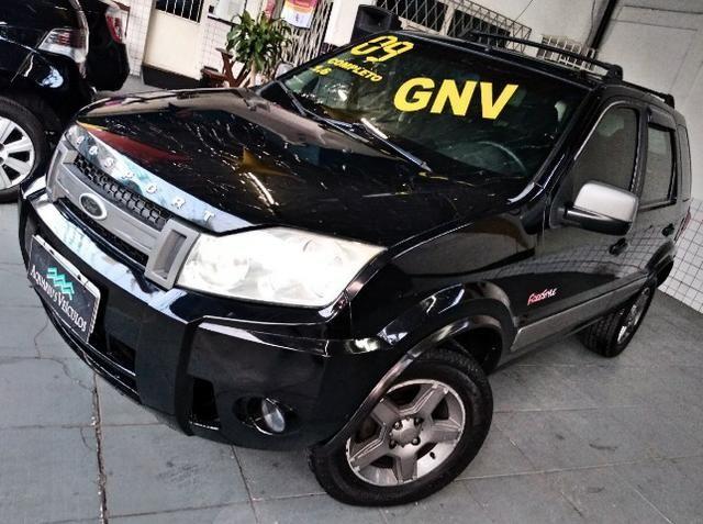 Ford - Ecosport freestyle - Completo - Flex+GNV - Nova - Foto 3