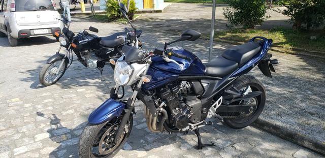 Suzuki bandit 650 cc ano 2011 valor 20 mil