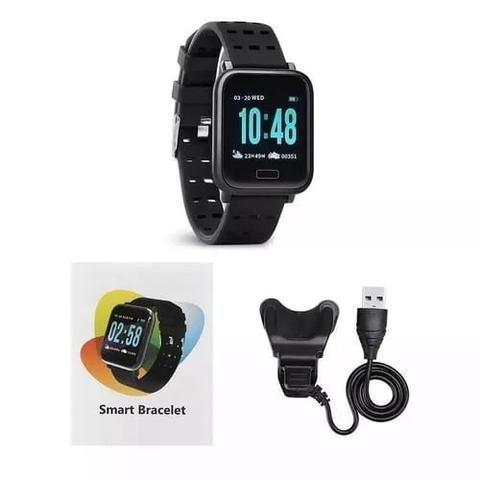 Mi A6 Sport Relógio Pulseira Smartwatch - Foto 4