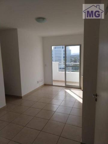 Apartamento com 2 dormitórios para alugar por r$ 850/mês - glória - macaé/rj - Foto 9
