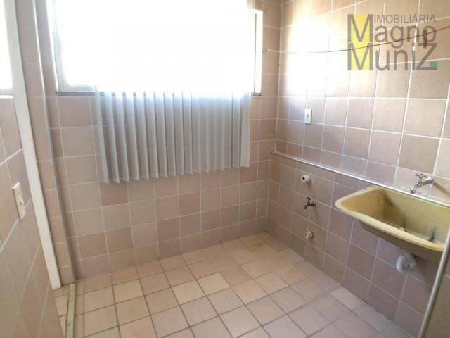 Apartamento projetado com 3 dormitórios, 2 vagas, à venda, 110 m², por r$ 275.000 - papicu - Foto 10