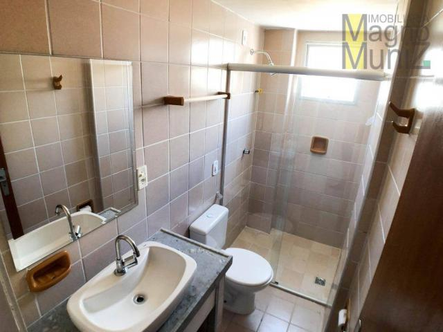 Apartamento projetado com 3 dormitórios, 2 vagas, à venda, 110 m², por r$ 275.000 - papicu - Foto 16