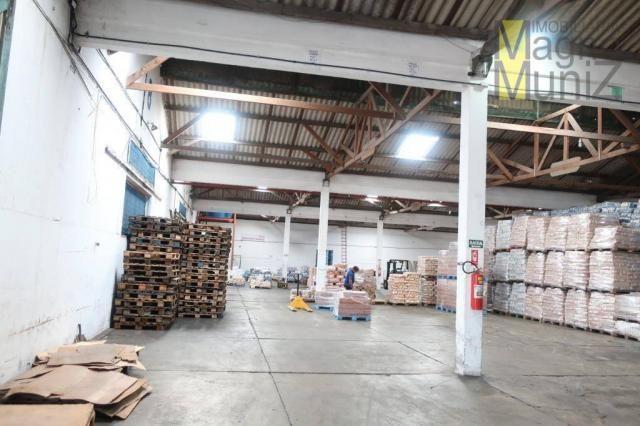 Complexo de galpões ideal para empresas de grande porte - Foto 3