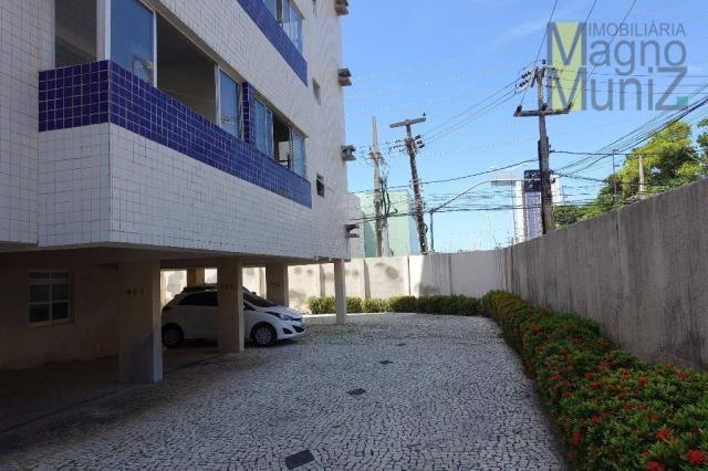 Edifício Dra. Risalva - Apartamento residencial à venda, Papicu, Fortaleza. - Foto 3