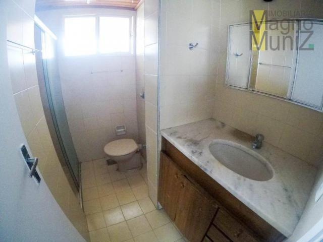 Apartamento com 3 dormitórios à venda por r$ 190.000 - papicu - fortaleza/ce - Foto 4
